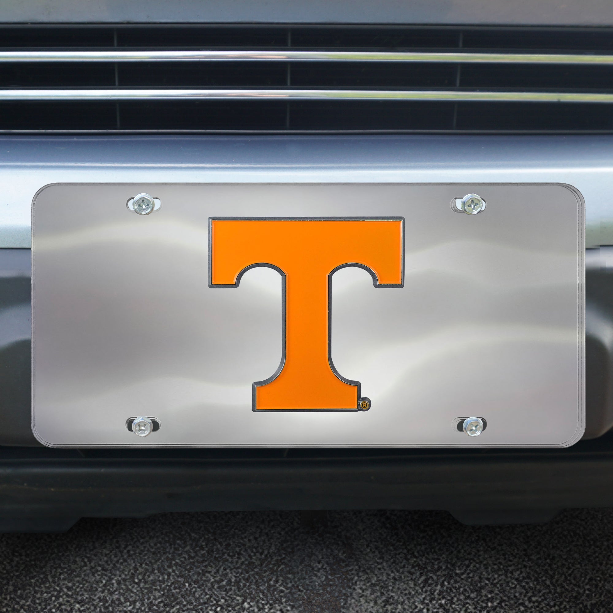 University of Tennessee Diecast License Plate 12