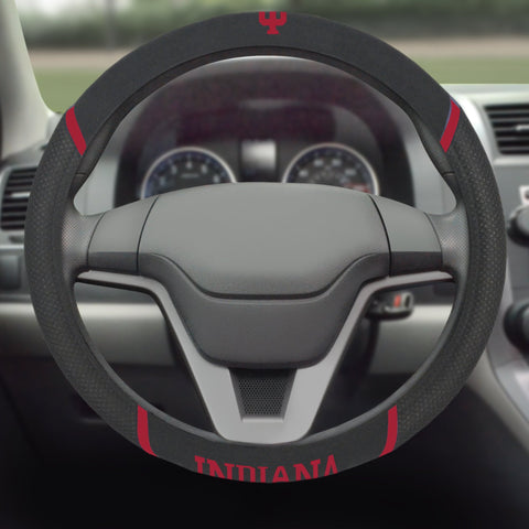 Indiana University Steering Wheel Cover 15