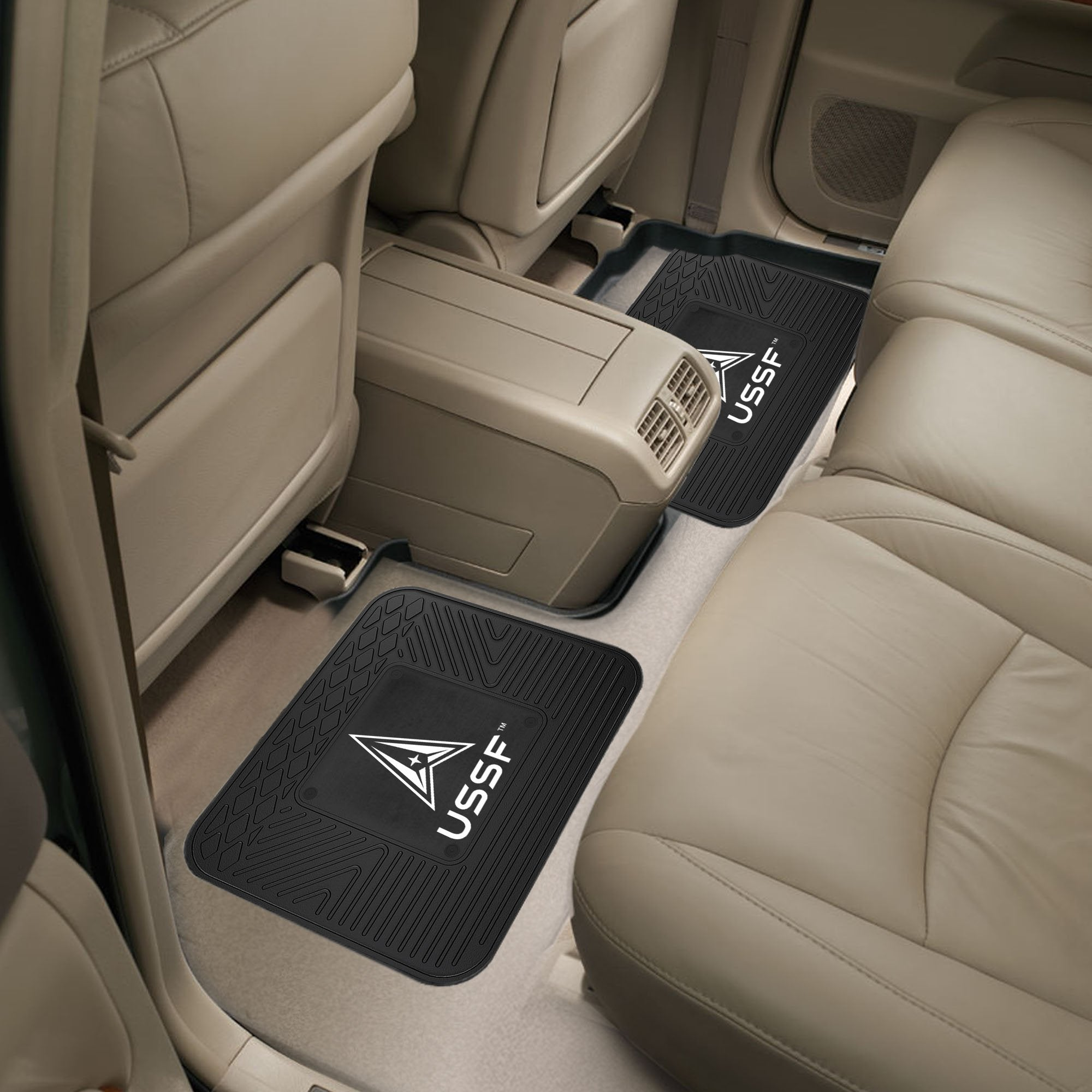 United States Space Force 2 Utility Car Mats