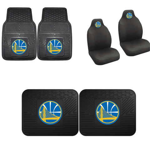 Golden State Warriors Car Accessories, Car Mats & Seat Covers