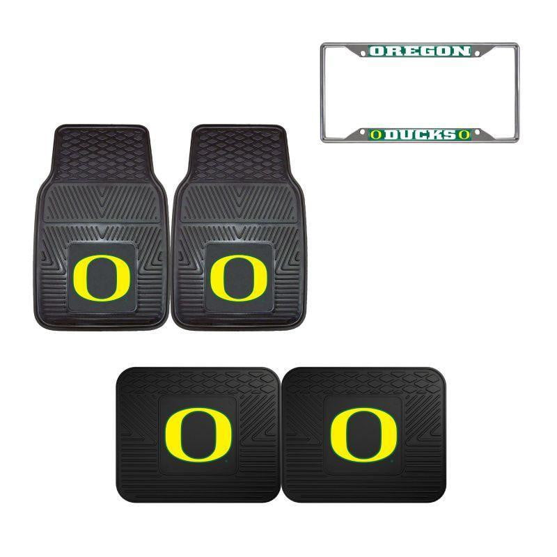 Oregon Ducks Car Accessories, Car Mats & License Plate Frame