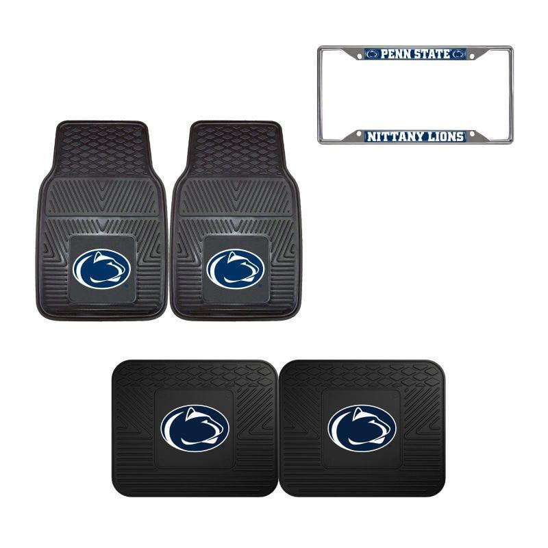 Penn State Nittany Lions Car Accessories, Car Mats & License Plate Frame