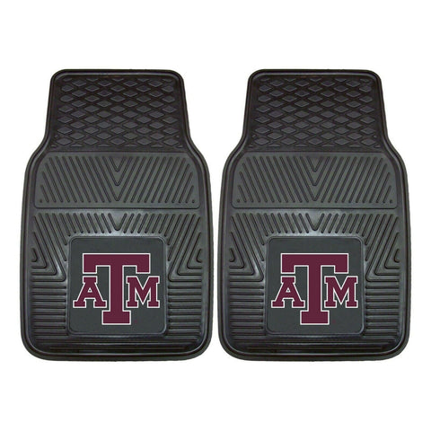 Texas A&M Aggies  4pc Car Mats,Headrest Covers & Car Accessories