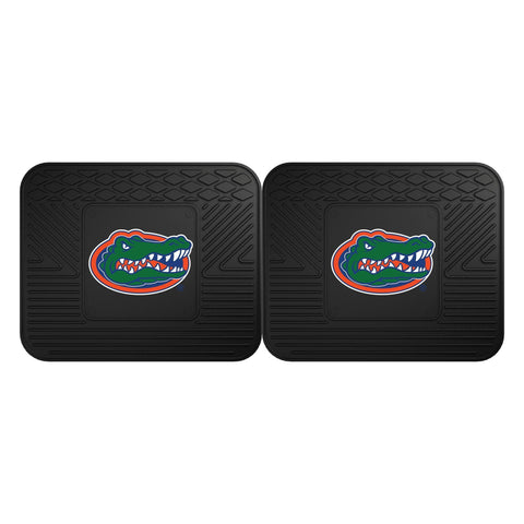 Florida Gators Front (Vinyl/Carpet) & Rear (Vinyl) Car Floor Mats