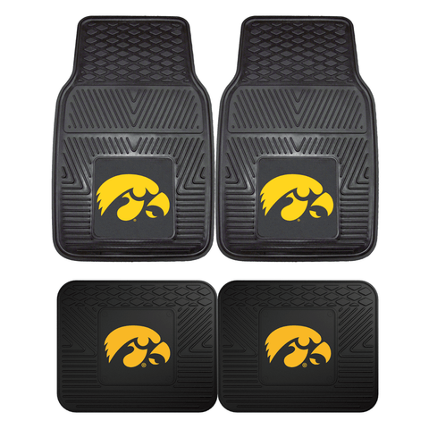 Iowa State Cyclones NCAA 4pc Car Mats