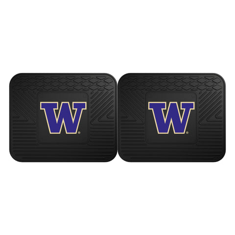 Washington Football Team Front (Vinyl/Carpet) & Rear (Vinyl) Car Floor Mats