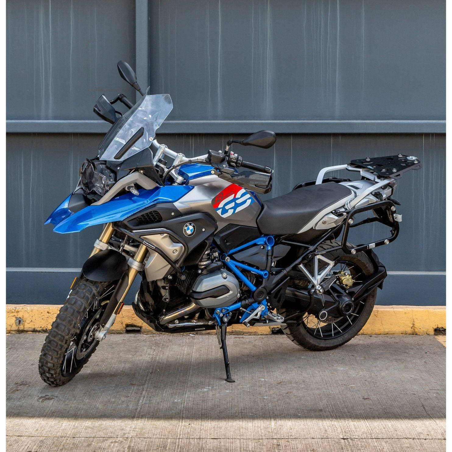 "BMW Rallye 1200 GS LOW ""PANCHA"""