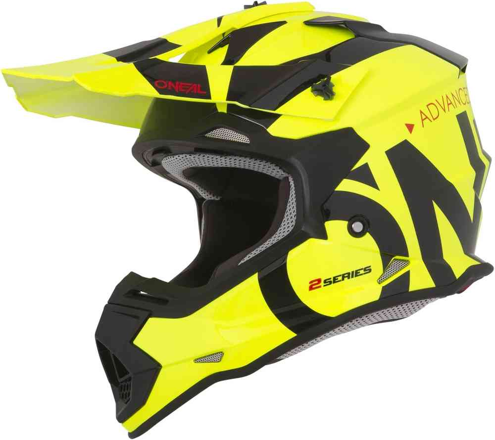 CASCO O'NEAL 2 Series RL SLICK NEON YELLOW/BLACK