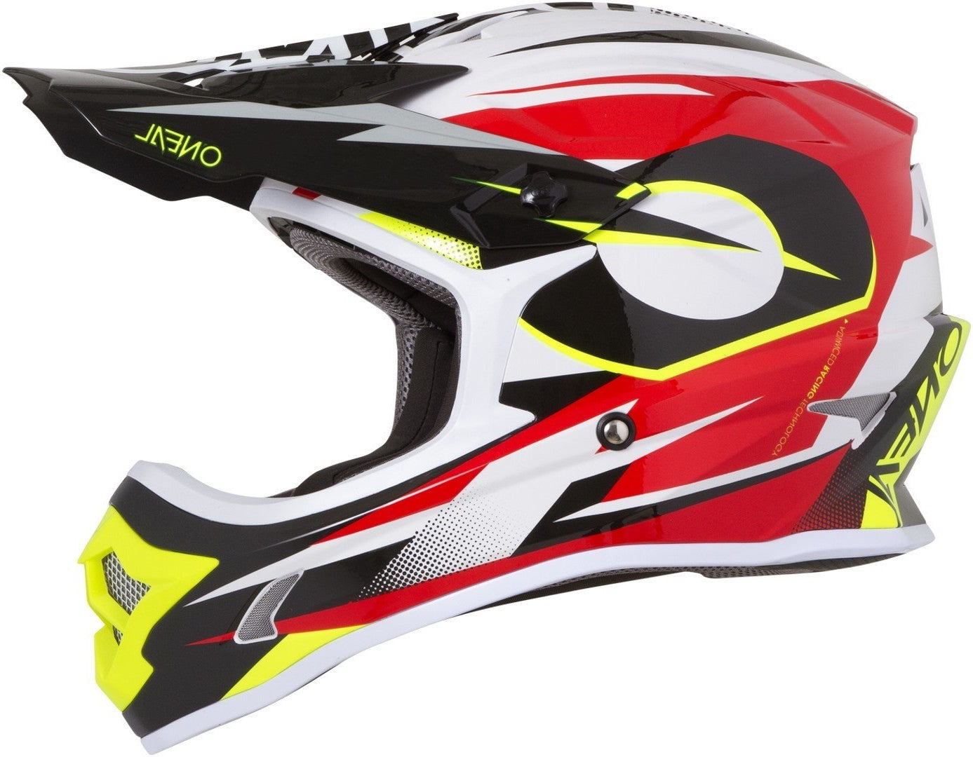 CASCO O'NEAL 3 SERIES RIFF RED