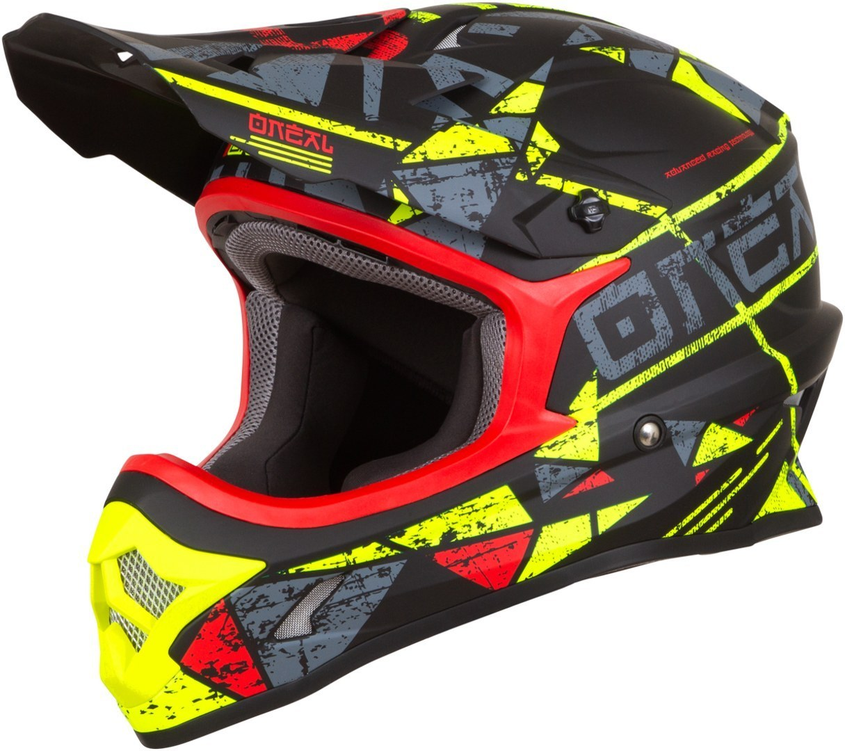 CASCO O'NEAL 3 SERIES ZEN NEON YELLOW