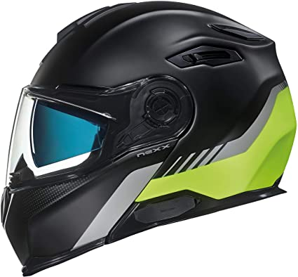CASCO NEXX  X.VILITUR LATITUDE BLACK/NEON