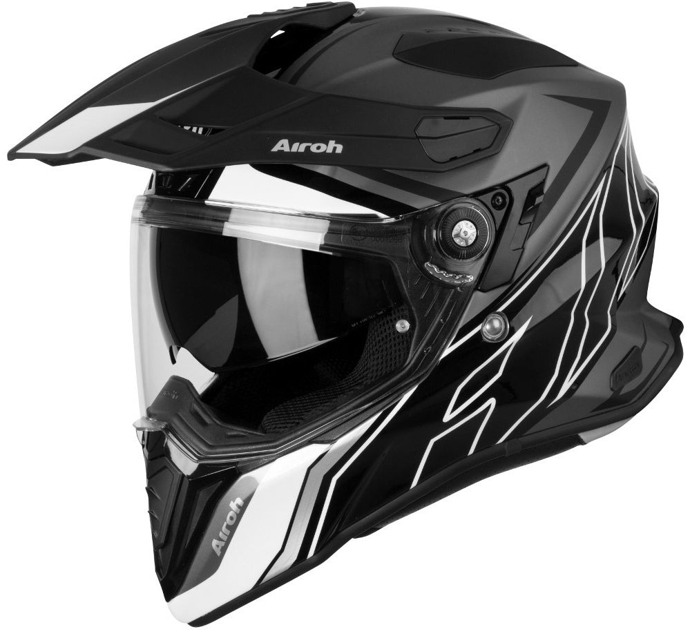 CASCO AIROH COMMANDER DUO GLOSS/MAT