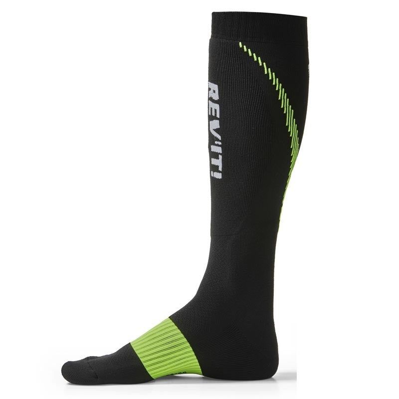 CALCETINES REVIT TRIDENT BLACK YELLOW
