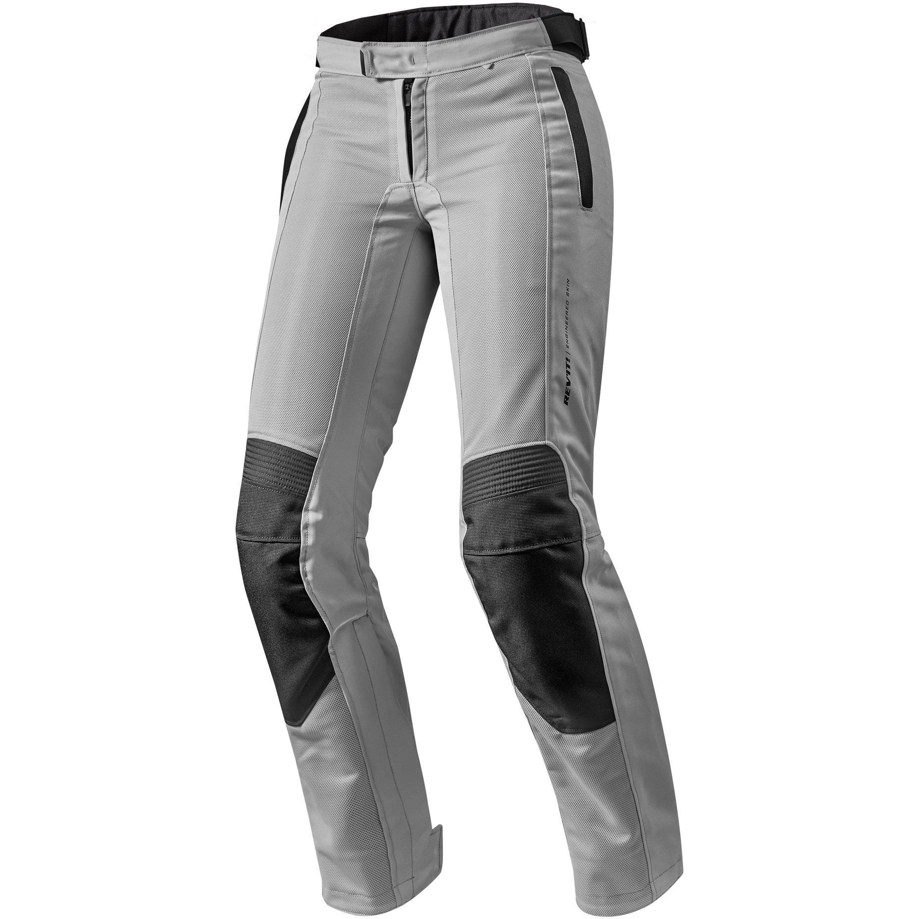 PANTALÓN REVIT AIRWAVE 2 LADIES SILVER SHORT