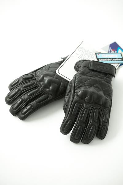GUANTES CONCEPT RACER IMPERMEABLES/TRANSPIRABLES NEGRO
