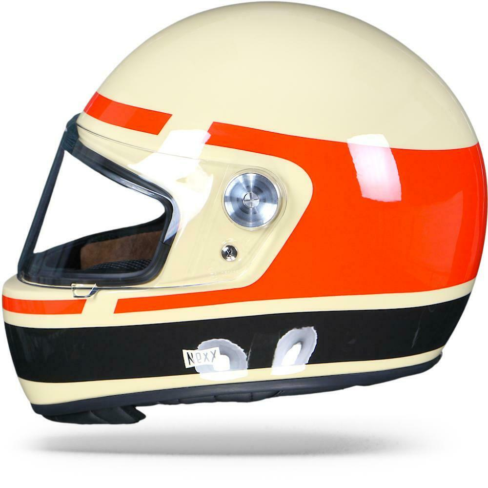 Casco NEXX XG.100 R RECORD CREAM RED