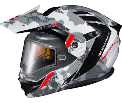 CASCO SCORPION EXO-AT950 OUTRIGGER GRIS MATE
