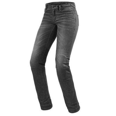 JEANS REVIT MADISON 2 LADIES RF DARK GREY