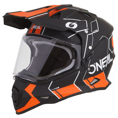 CASCO O'NEAL SIERRA II COMB BLACK/ORANGE