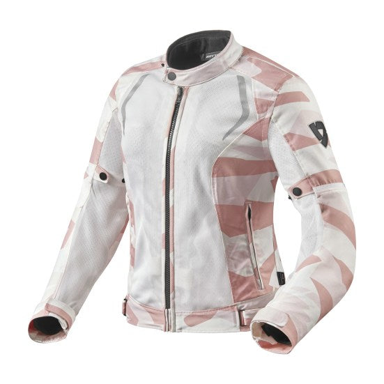 CHAMARRA REVIT TORQUE LADIES CAMO PINK