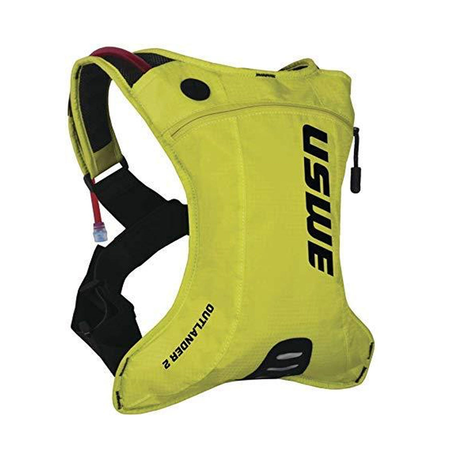 CAMEL BAG AIRBORNE 2 CRAZY YELLOW