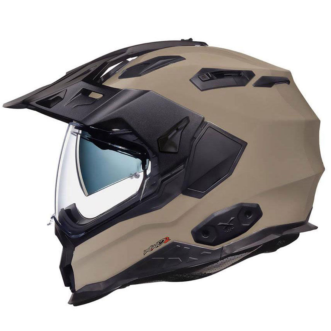 Casco NEXX X.WED2 PLAIN DESERT MT