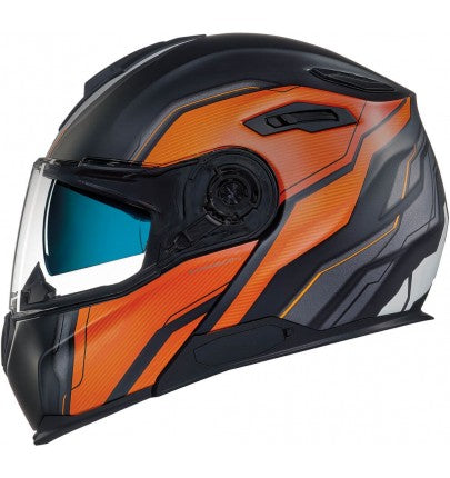 CASCO NEXX X. VILITUR ORANGE MAT
