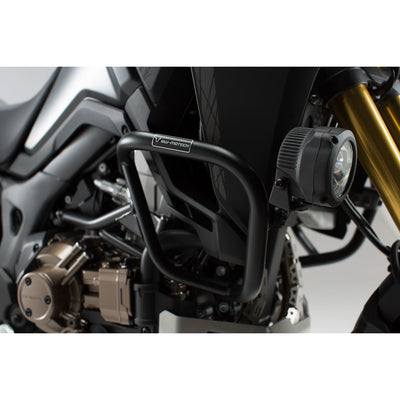 Defensas negras para Honda CRF1000L Africa Twin (15-).