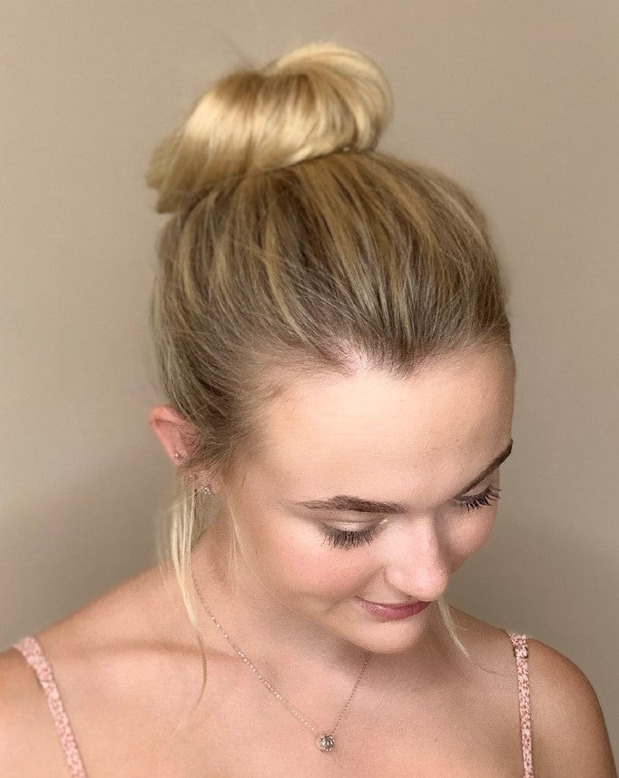 How to Create a Quick & Easy Loose Bun Using Betty Pin Dancer Hairpins