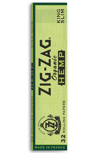 Zig Zag Hemp King Slim Papers