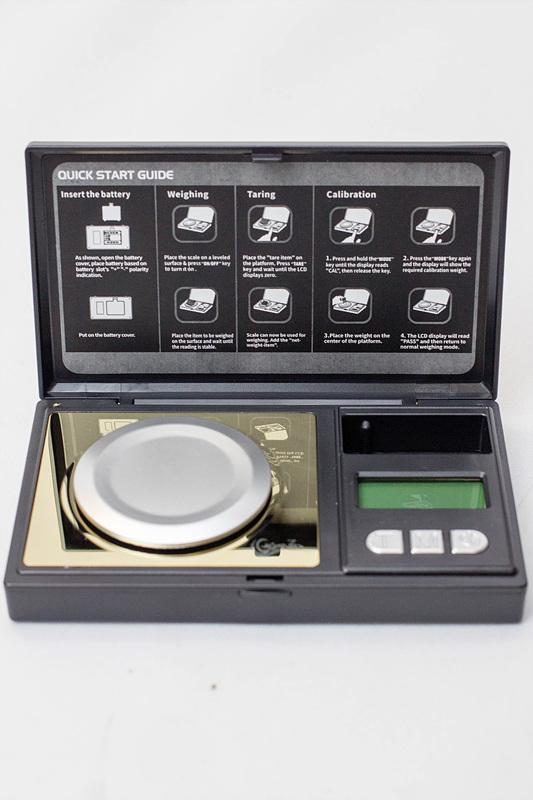 Genie TA-50 Pocket Scale