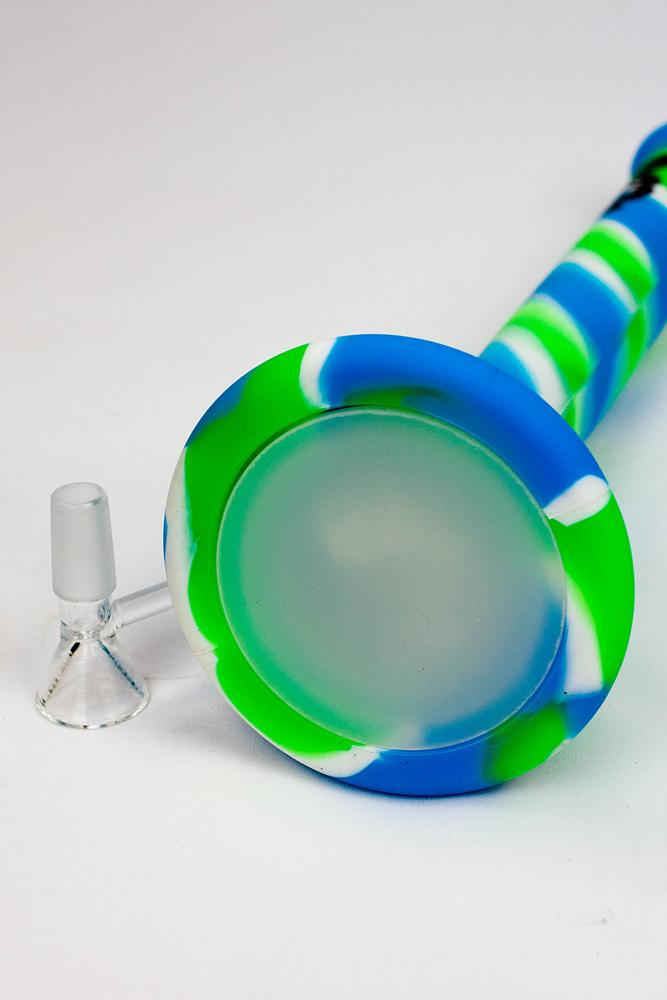 "12"" Coloured Silicone Water Bong"