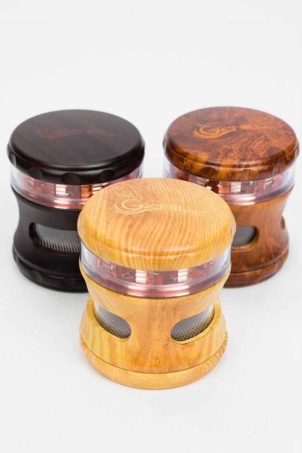 Genie 4-Part Faux Wood Window Grinder