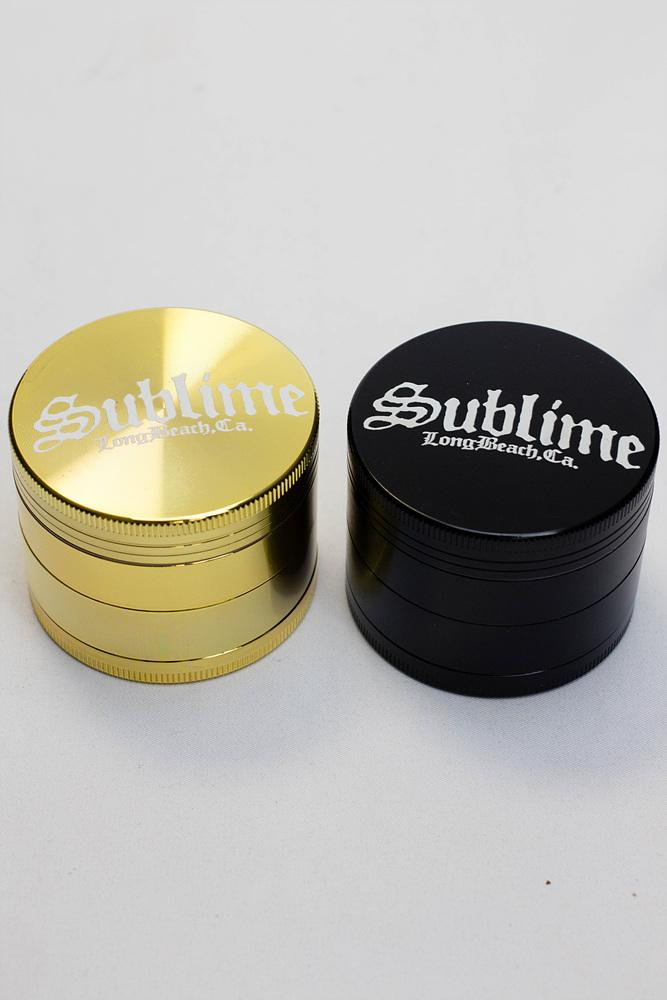 Sublime 4-Part Metal Grinder By Infyniti