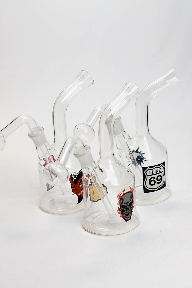 "6.5"" Oil Burner Water Rig"