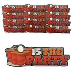 15theparty Stickers