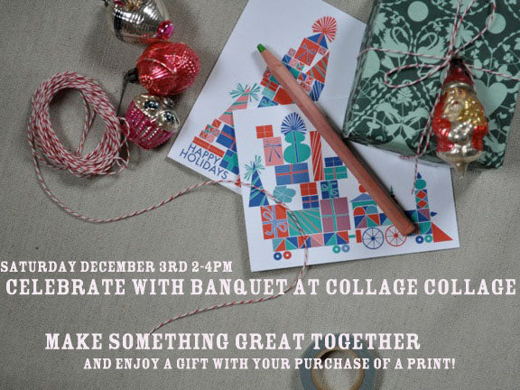 banquet workshop at collage collage!