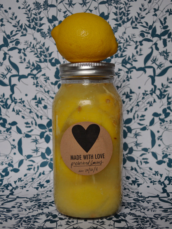frolic and preserved lemons