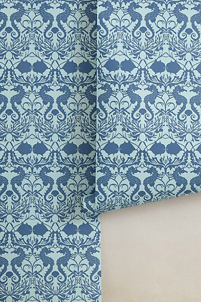 Sea Grove Wallpaper for Anthropologie