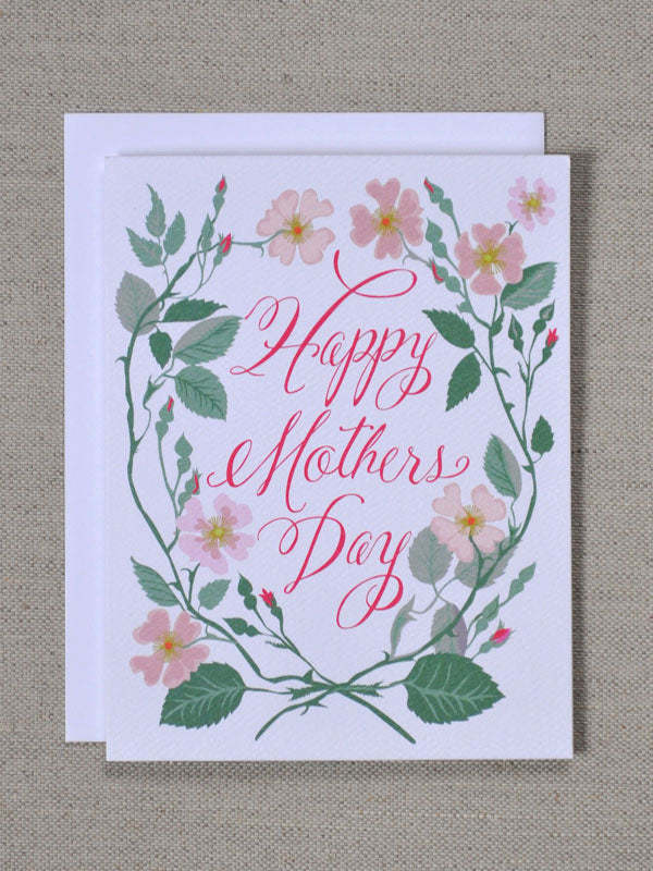 happy mother's day card, to name a few