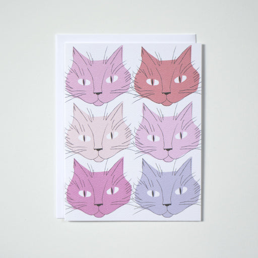 Kittens Card for a cat lover