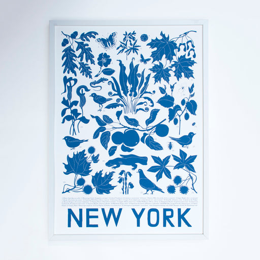 New York Screen Print
