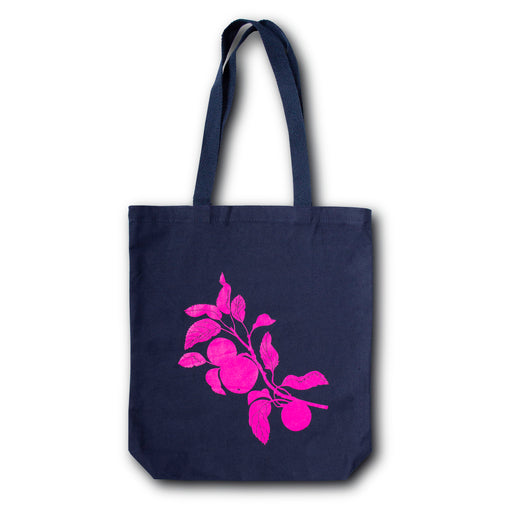 Apple Branch Tote Bag