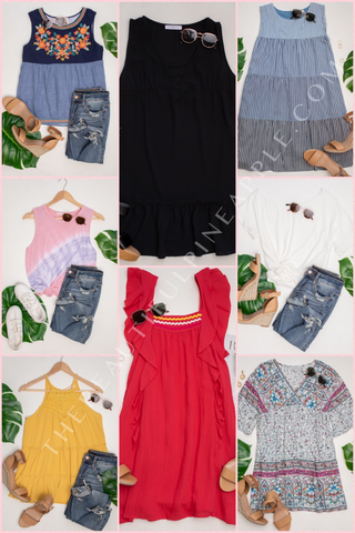 Complete Outfits