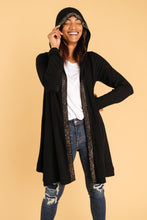 Load image into Gallery viewer, Aria Hooded Cardigan