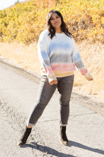 Load image into Gallery viewer, Blurred Lines Sweater