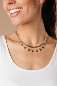 Discovery Layered Necklace