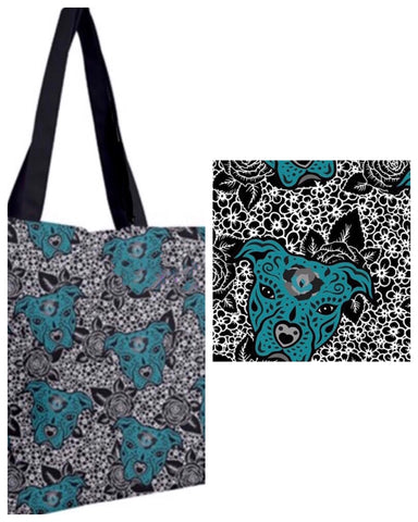 Pit Bull Tote Bag- Clearance