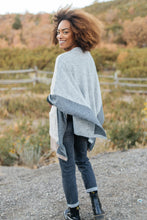 Load image into Gallery viewer, Lightly Layering Poncho Cardigan