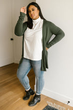Load image into Gallery viewer, Million Dollar Olive Cardigan